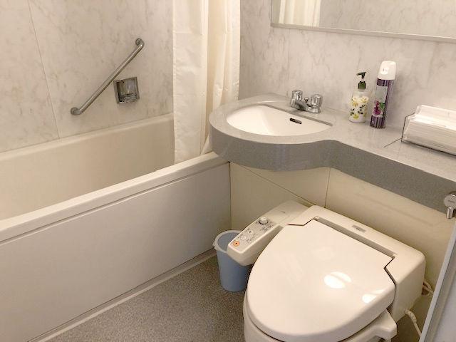 個室_トイレ